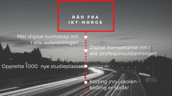 digitalisering, IKT-Norge, Heidi Austlid