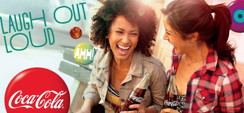 merkevare coca cola